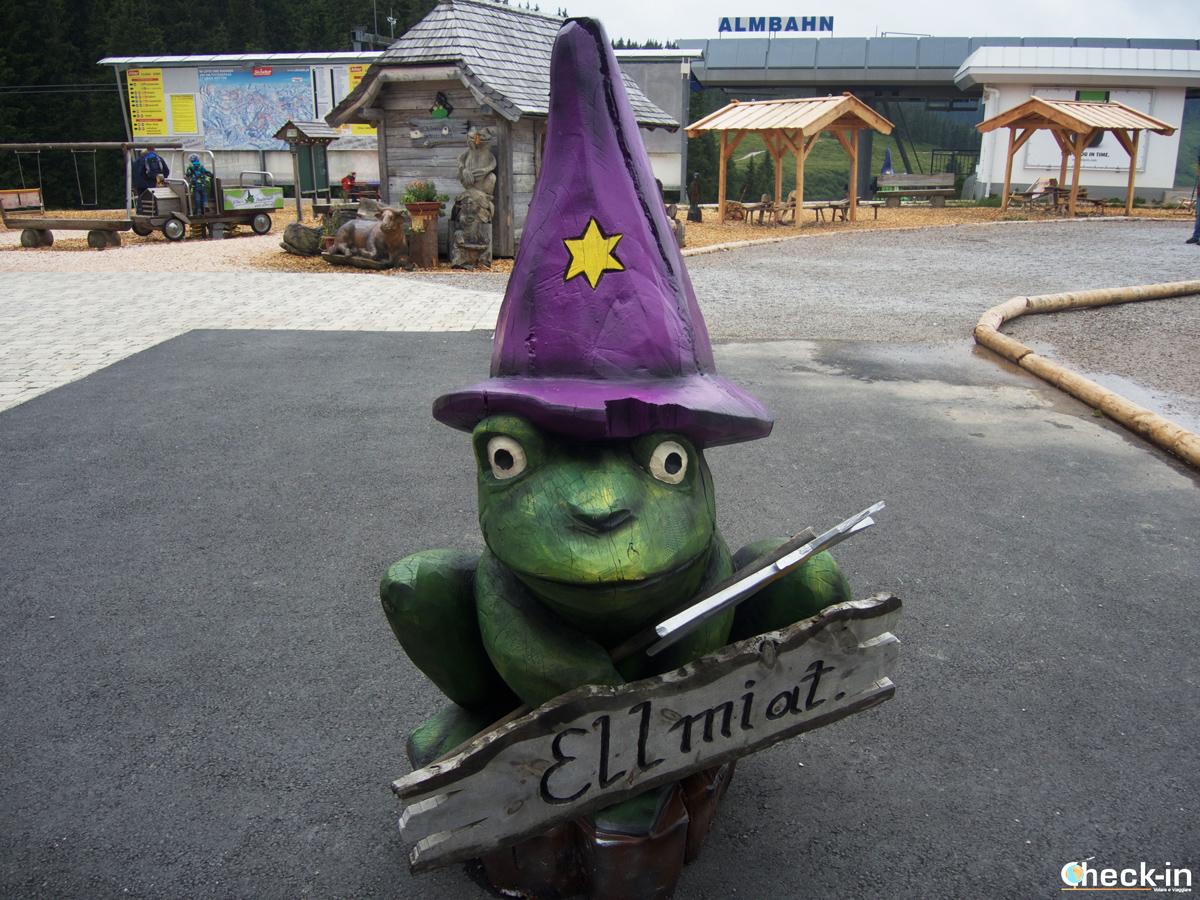 L'Ellmi's Zauberwelt all'Hartkaiser