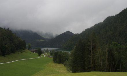 Itinerari in Austria: il lago Hintersteiner See di Scheffau am Wilder Kaiser in Tirolo