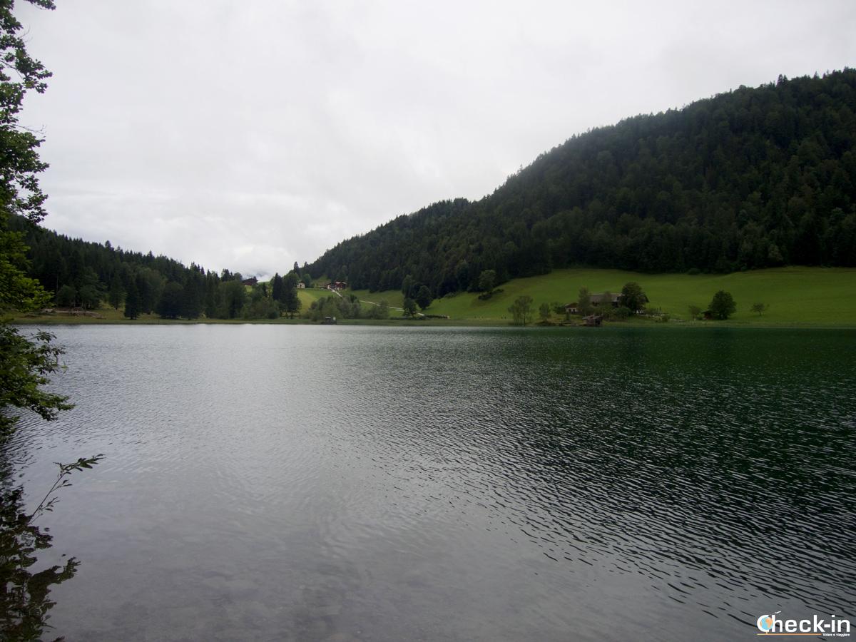 Il lago di Hintersteiner See