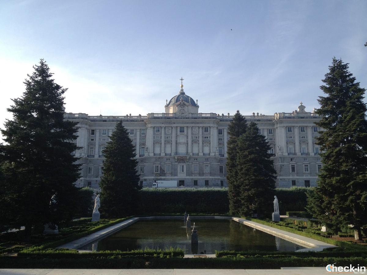 Que ver en Madrid: el Palacio Real