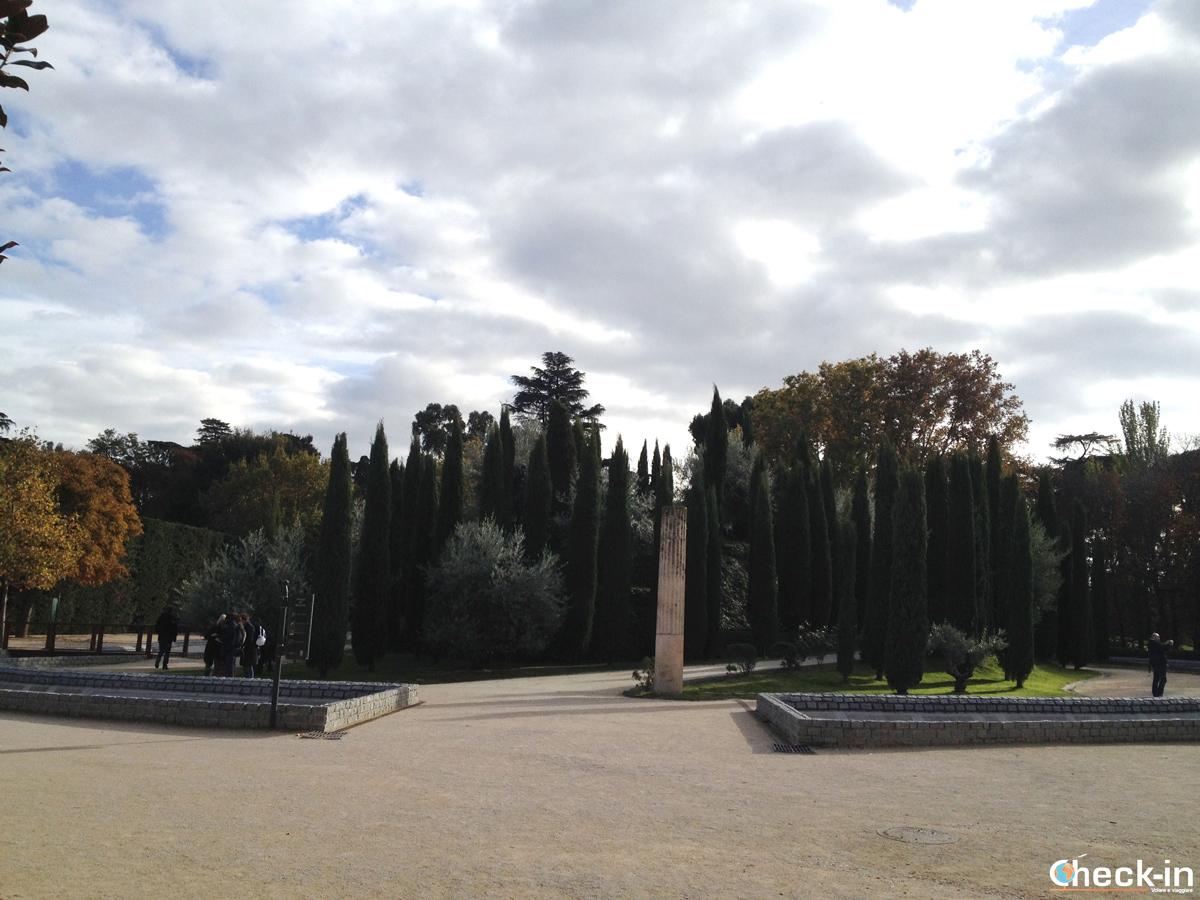 Quen ver en Madrid: el Bosque de los Ausentes en el Parque del Buen Retiro