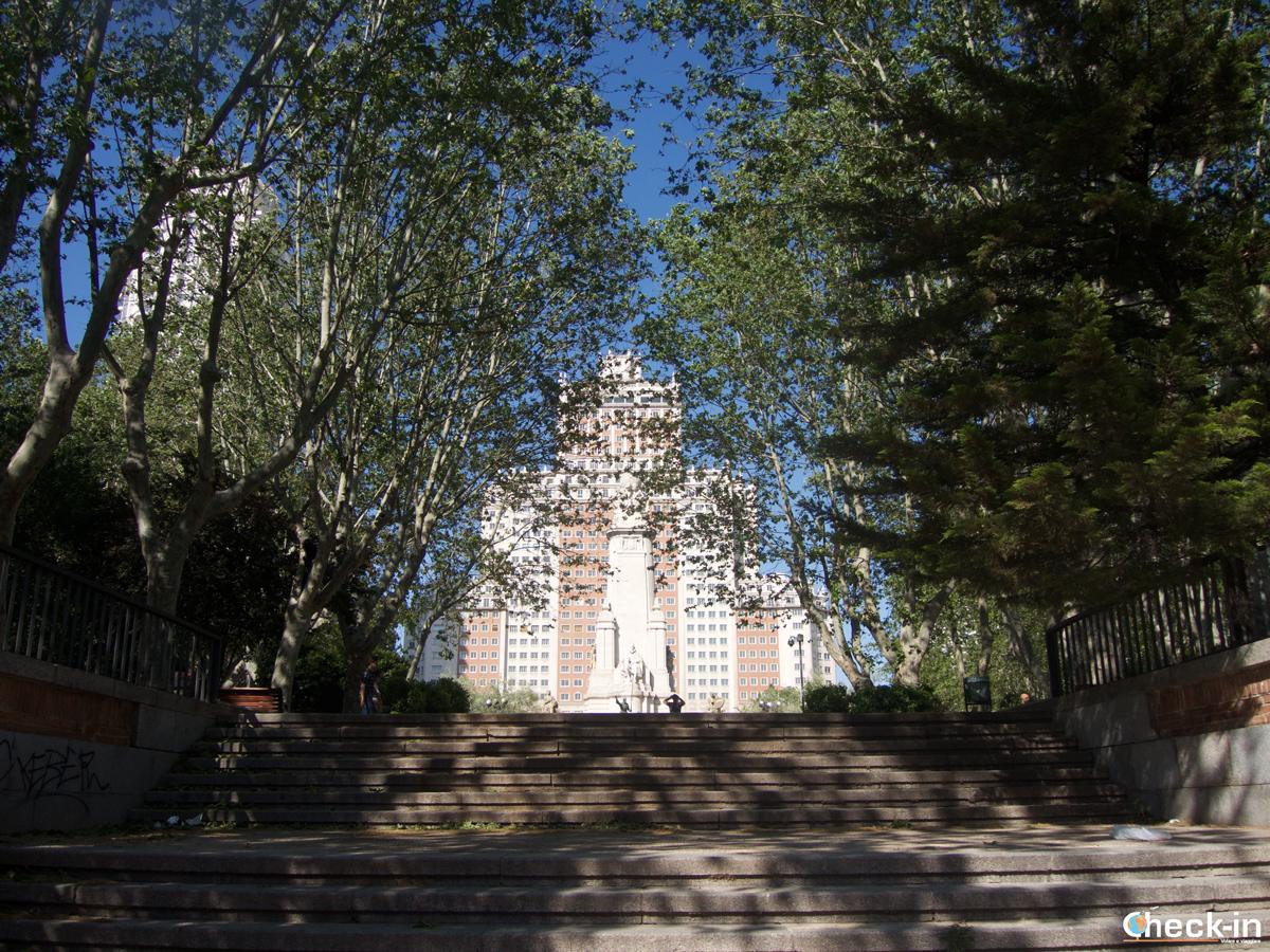 Que ver en Madrid: Plaza España