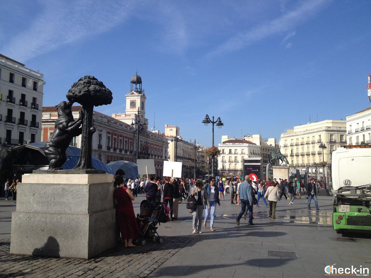 Que ver en Madrid: Puerta del Sol