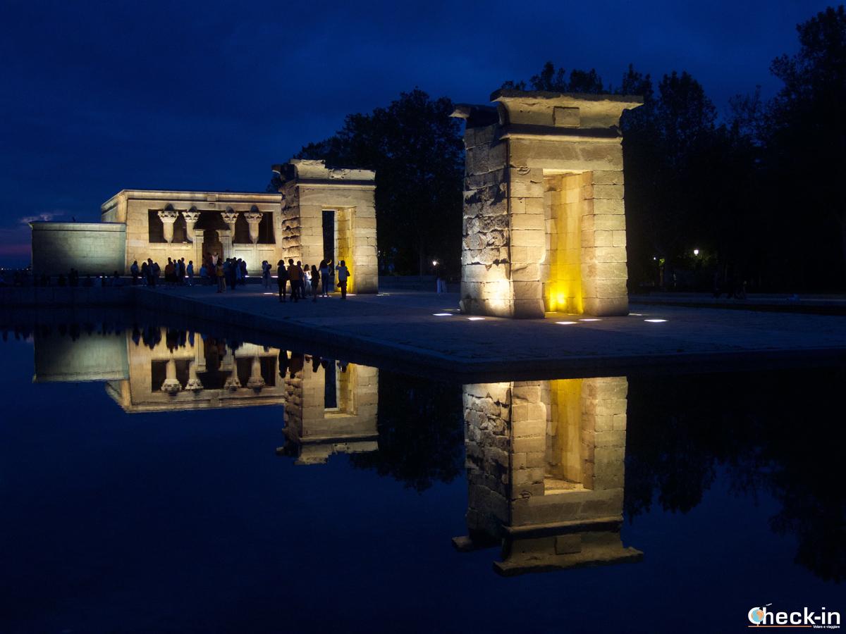 Que ver en Madrid: el Templo de Debod