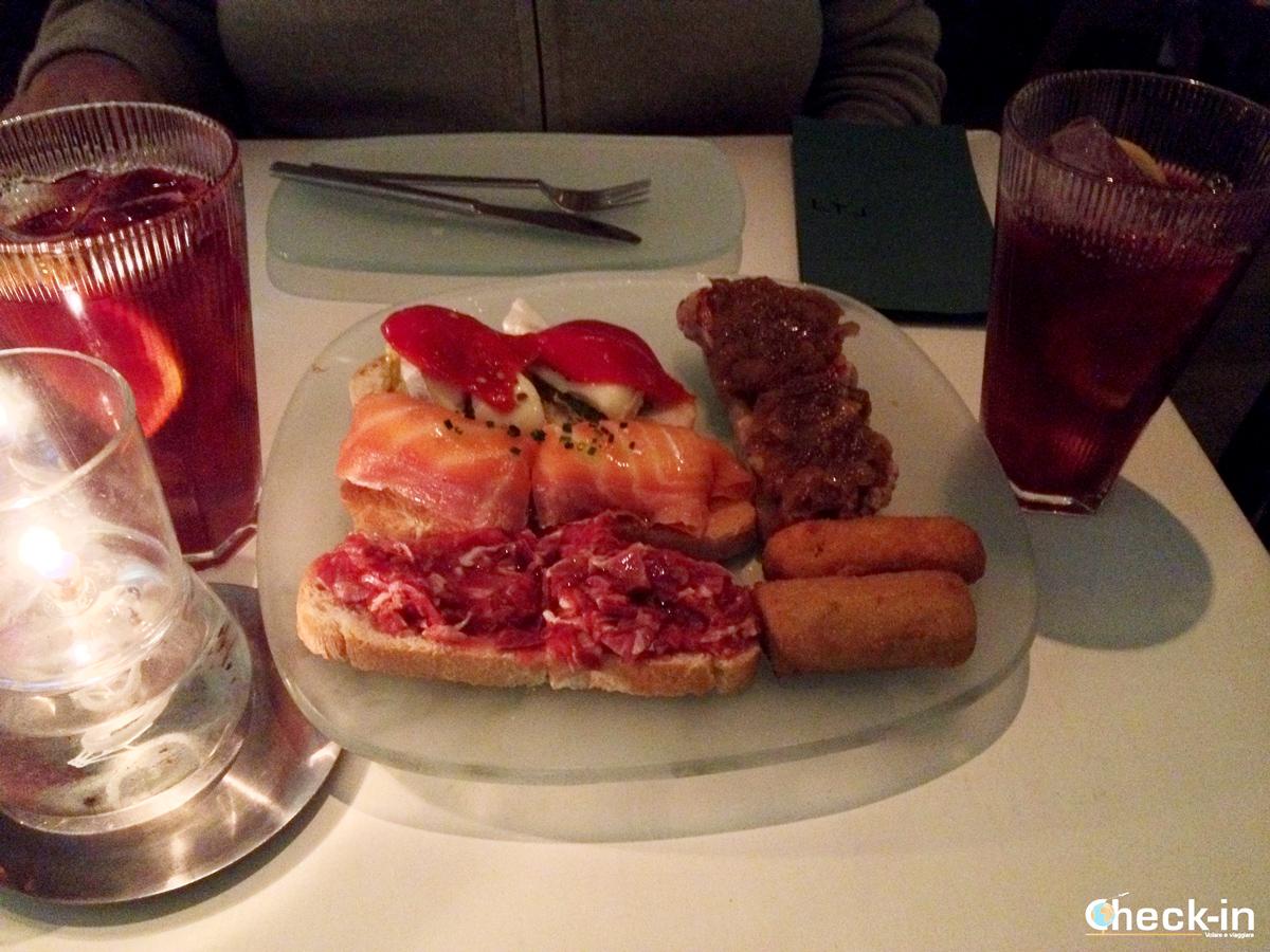 """Los restaurantes donde comer bien en el centro de Madrid:""""Lateral"""""""