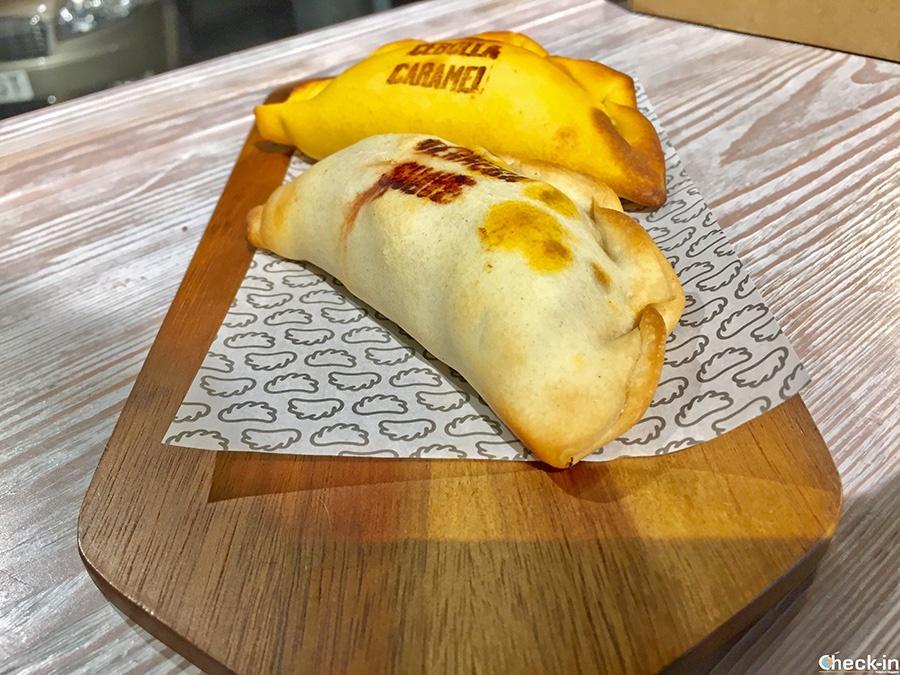 """Consejos para comer bien en Madrid centro: empanadas en """"Las Muns"""""""
