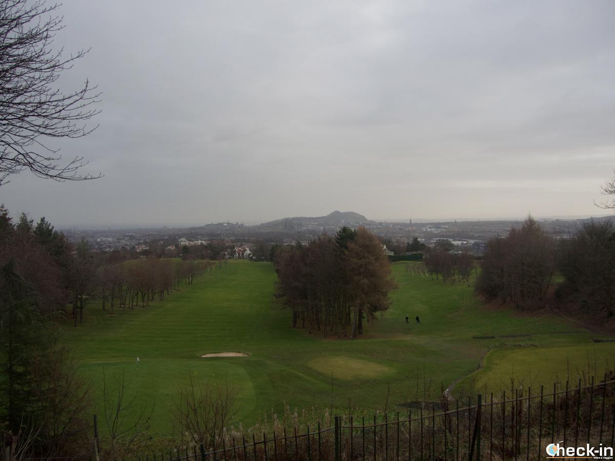 Paesaggi da sogno di Edimburgo: Corstorphine Hill
