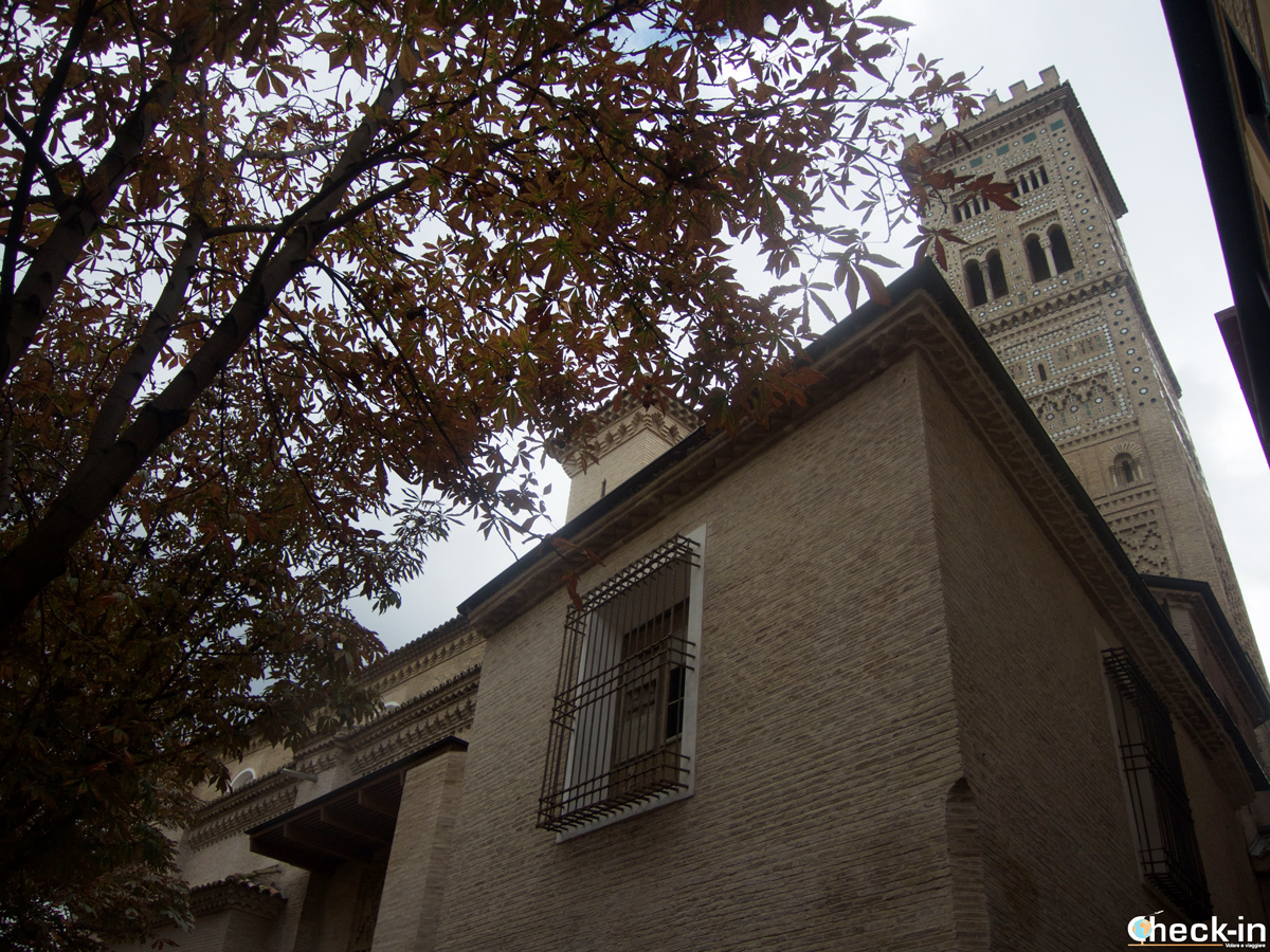 Paseo mudéjar en Zaragoza: la Iglesia de S. María Magdalena