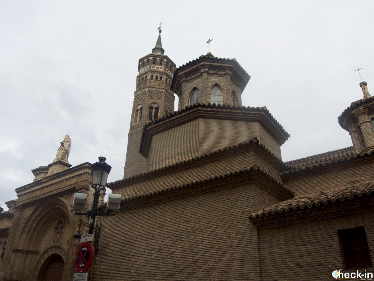 Que ver en Zaragoza en 2 días: paseo mudéjar por la Iglesia de S. Pablo