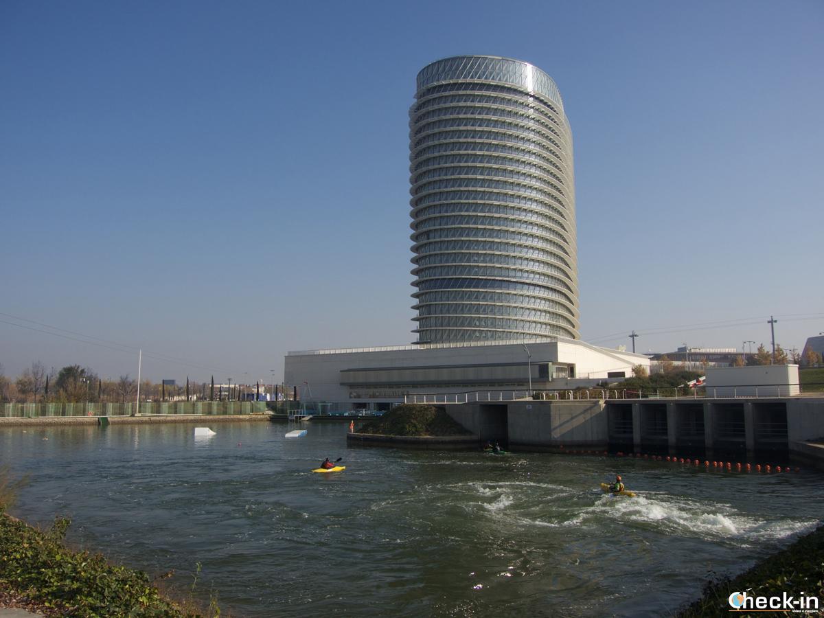 Que ver en Zaragoza: el Parque del agua