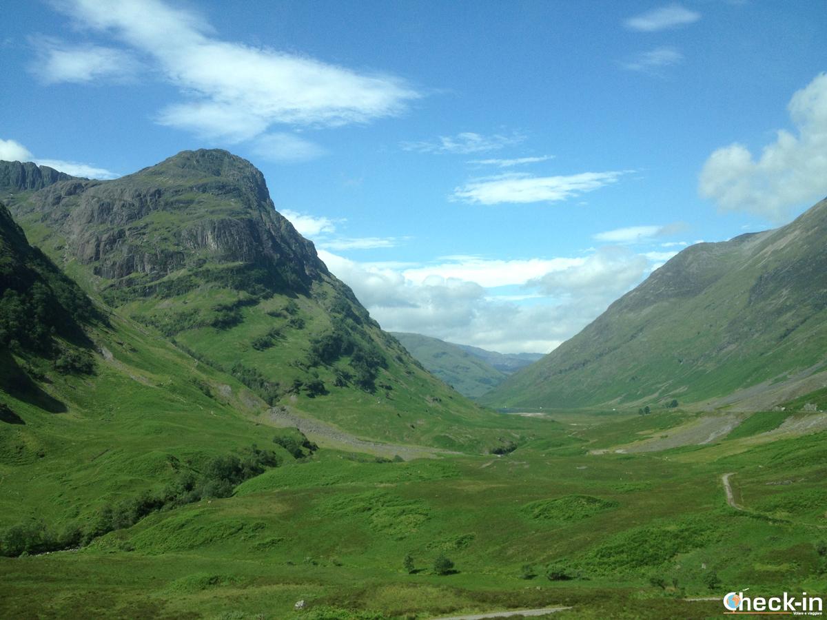 Vacanza in Scozia: tour giornaliero da Edimburgo a Loch Ness