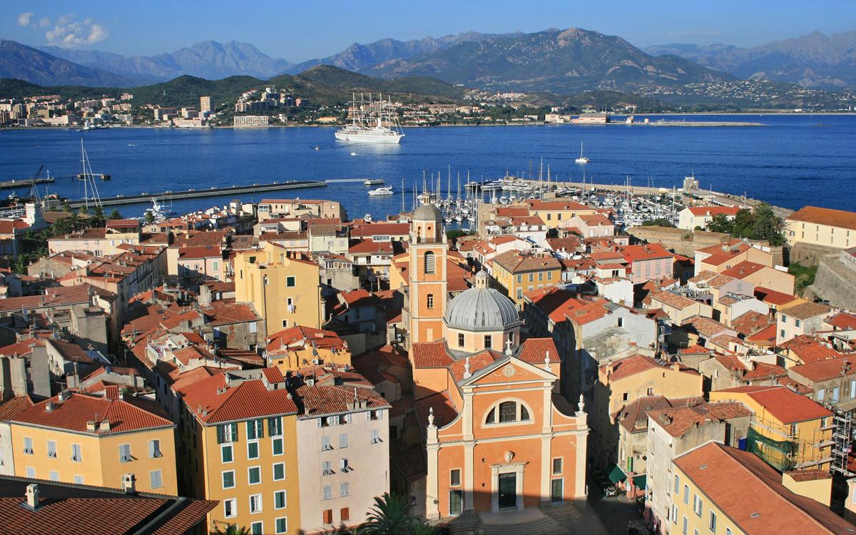 Vacanza in Corsica, visita di Ajaccio
