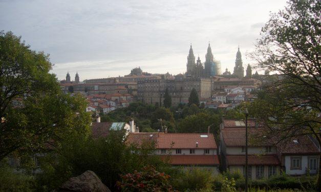 Spagna del nord: a piedi per scoprire i migliori punti panoramici di Santiago di Compostela