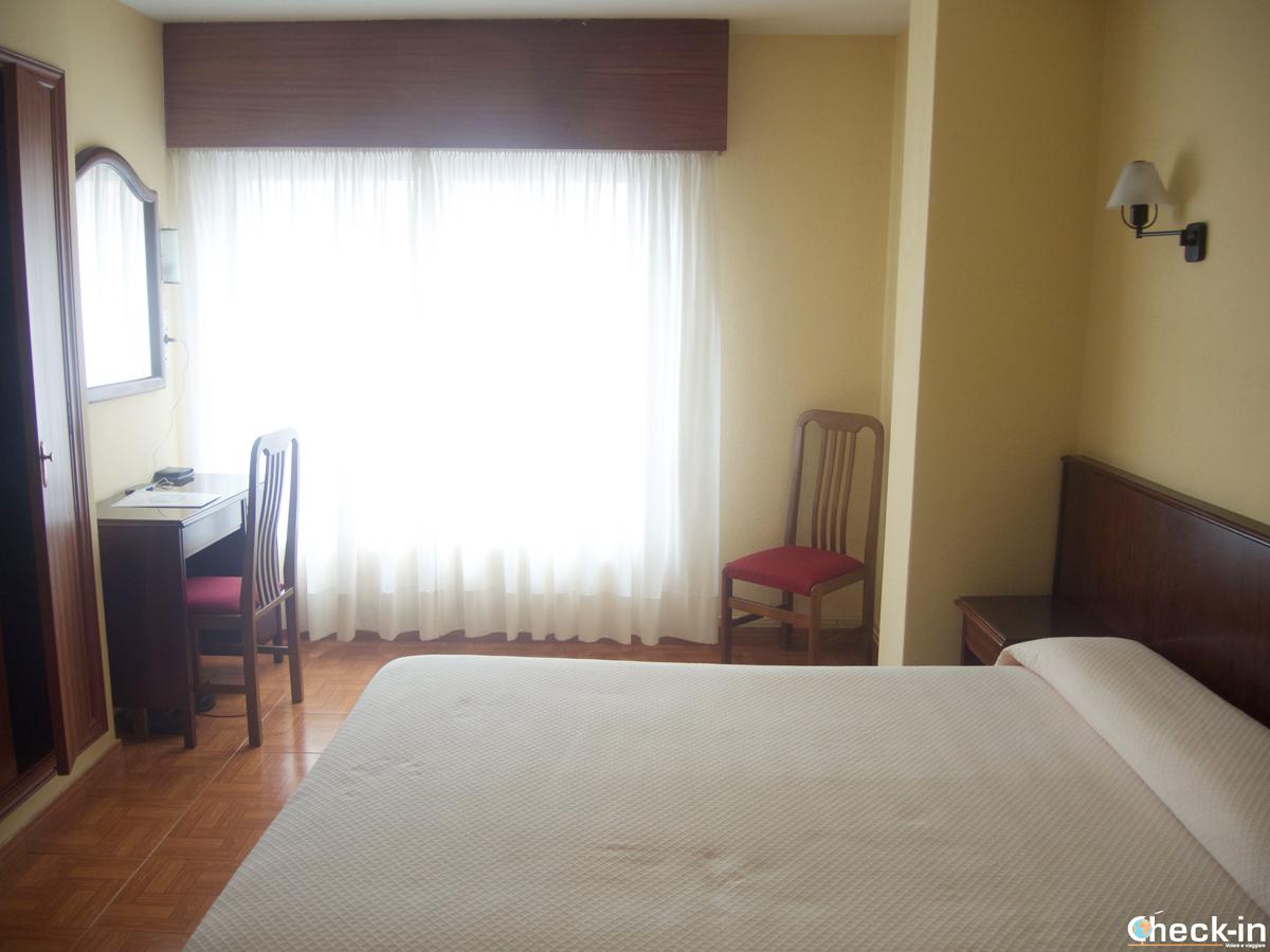 Dove dormire a La Coruña: Hotel Nido, vicino allo stadio Riazor dove gioca il Deportivo