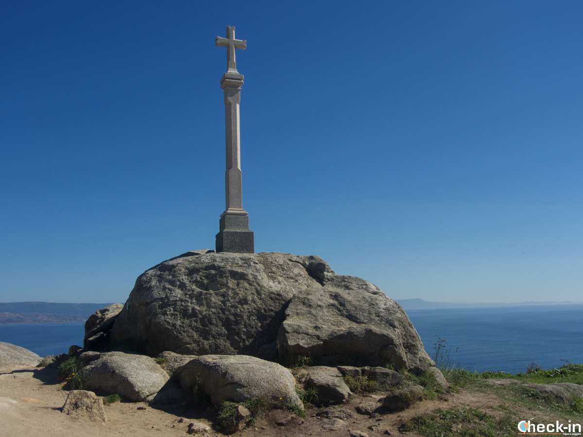 Cruz de Costa da Morte a Finisterre
