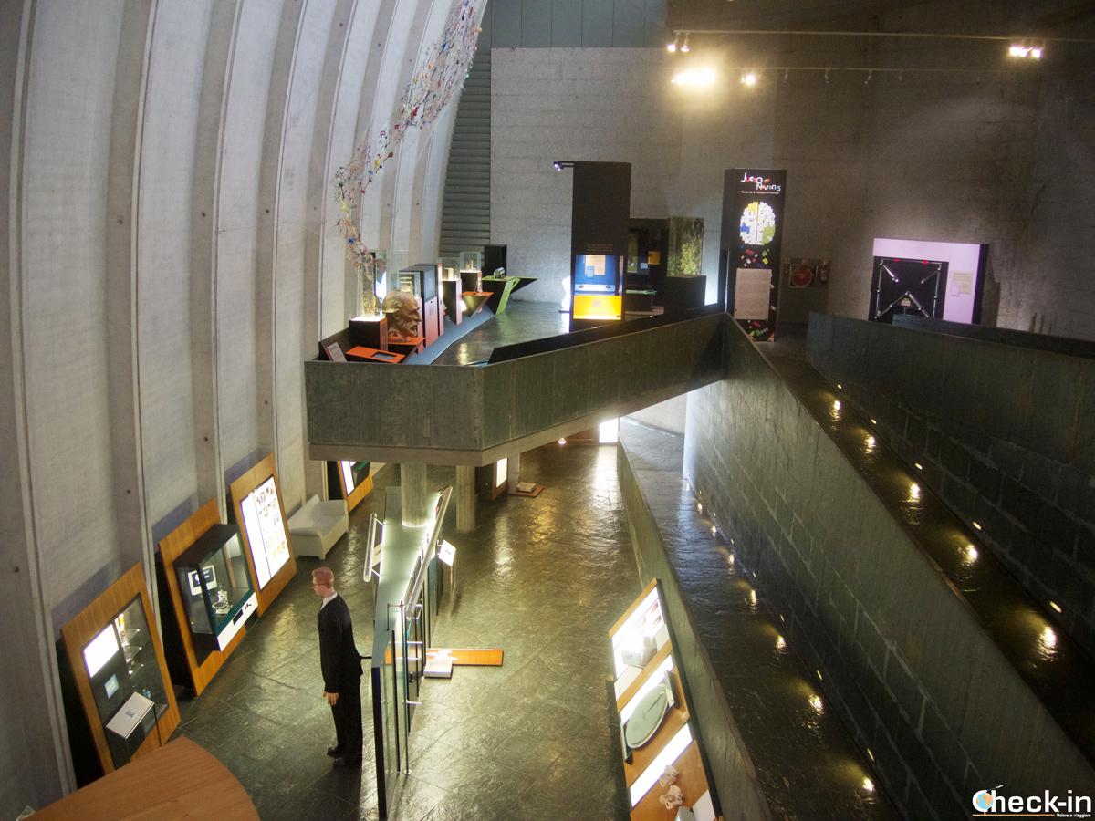 Il Museo Domus di La Coruña
