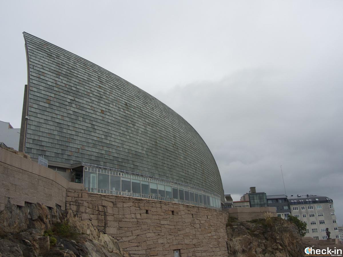 La Domus di La Coruña, visita gratuita con la Coruña Card