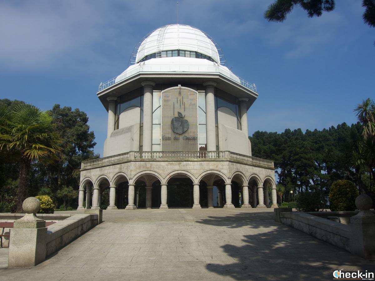 Que ver en Coruña en dos días con niños: el Museo de la Casas de las Ciencias