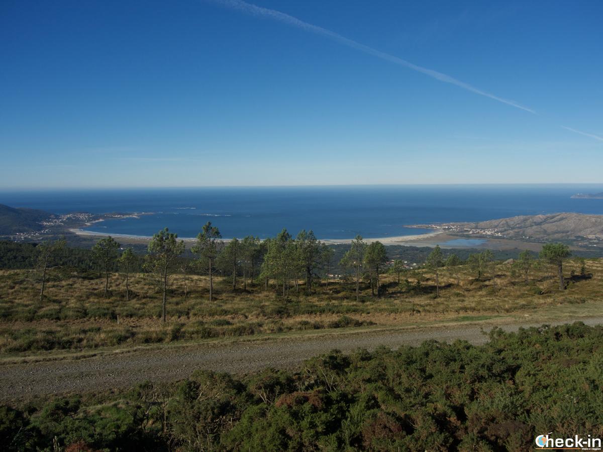 Paxareiras, il mirador sulla Costa da Morte in Galizia