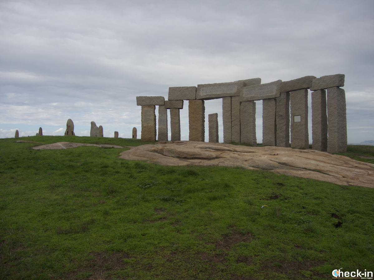 Que ver en La Coruña en dos días: el Parque de la Torre de Hércules
