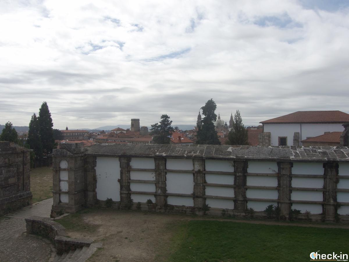 Que ver en Santiago de Compostela en tres días: el parque de Bonaval