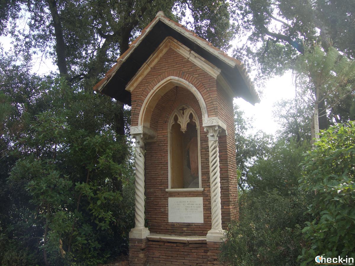 Visita di Villa Durazzo Pallavicini: la Cappella dedicata alla Madonna