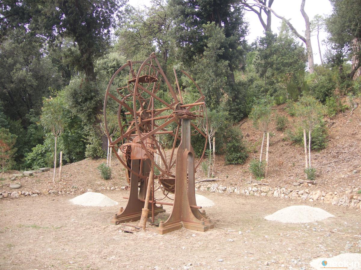 Visita di Villa Durazzo Pallavicini: il Parco Giochi