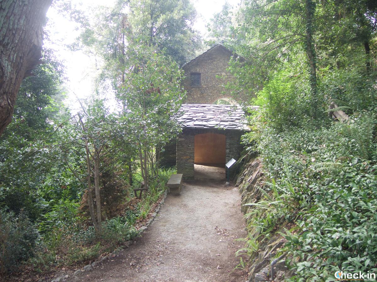 Visita di Villa Durazzo Pallavicini: l'Ermitaggio