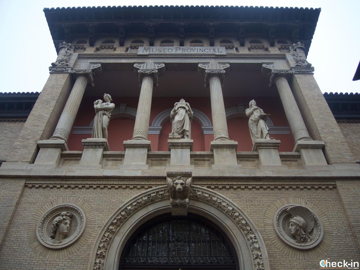Cosa visitare a Saragozza in due giorni: il Museo de Zaragoza