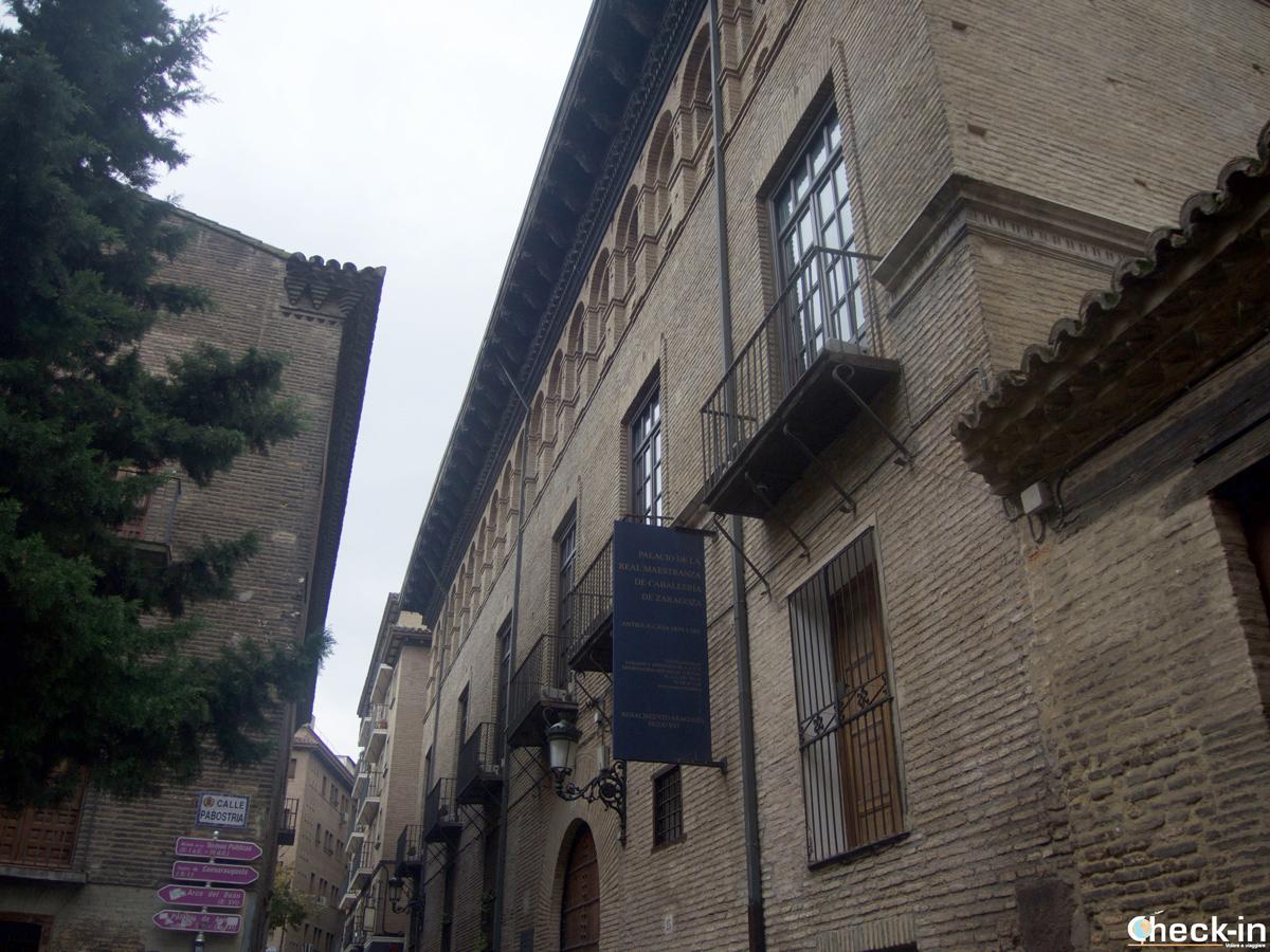 Cosa vedere a Saragozza in due giorni: la Real Maestranza de Caballería