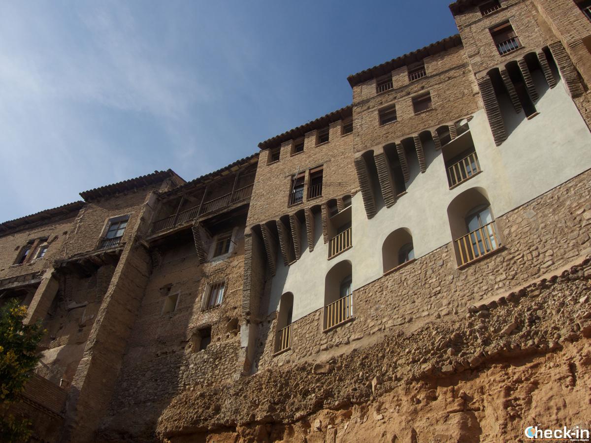 Cosa vedere a Tarazona: le casas colgadas