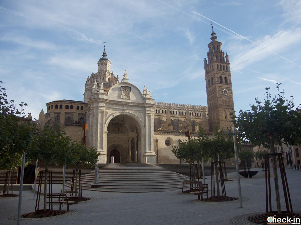 Cosa vedere a Tarazona: la Catedral de S. María de la Huerta