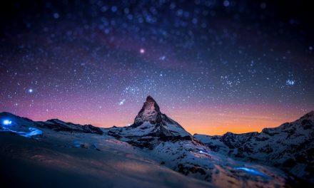 Sulle montagne italiane il turismo invernale diventa stellare
