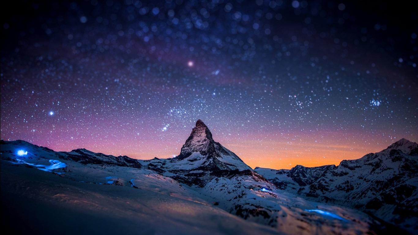 Turismo invernale sulle montagne italiane