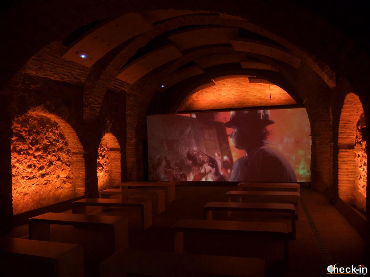 Visita del Museo Goya-Colección Ibercaja de Zaragoza