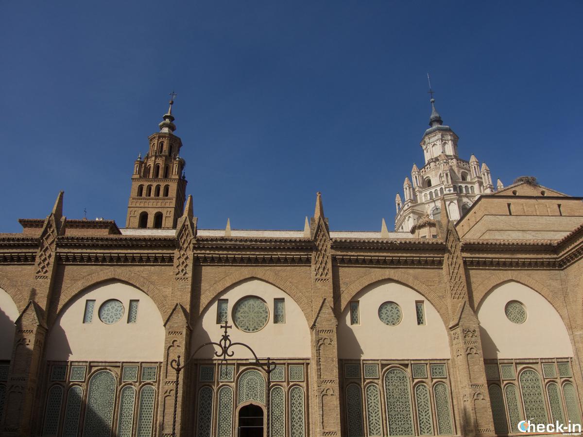 Que ver en la Catedral de Tarazona: el quiosco