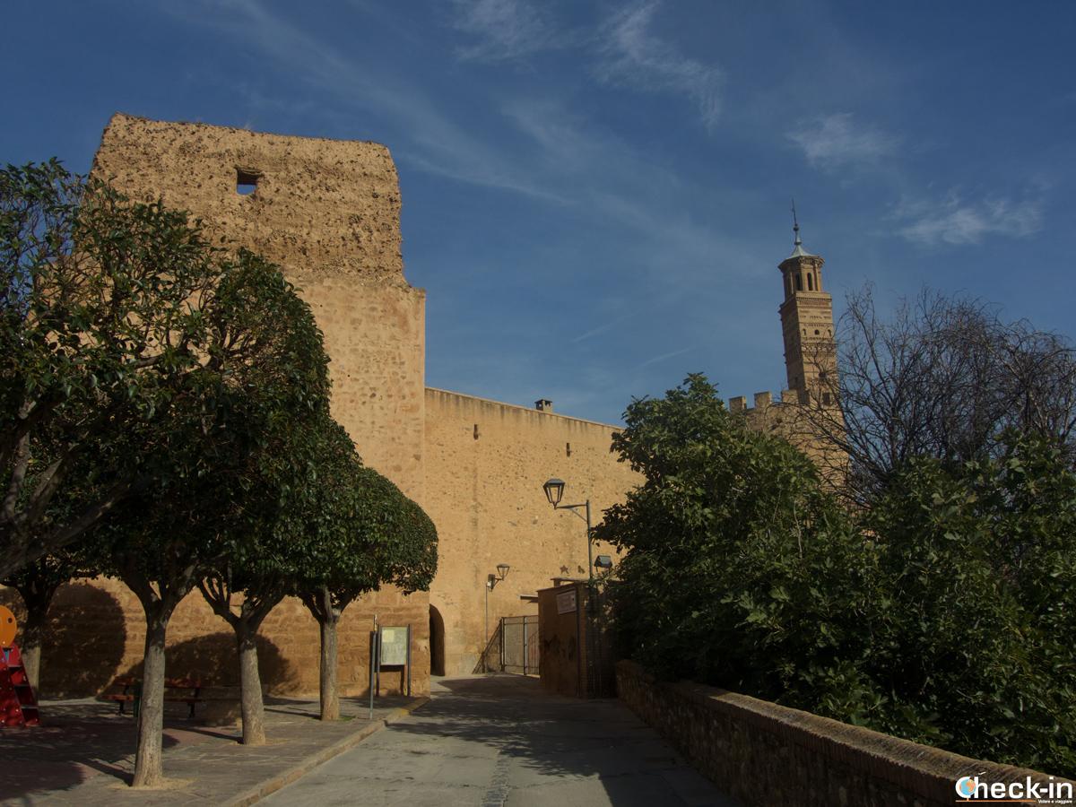 Que ver en el casco histórico de Tarazona: las murallas medievales