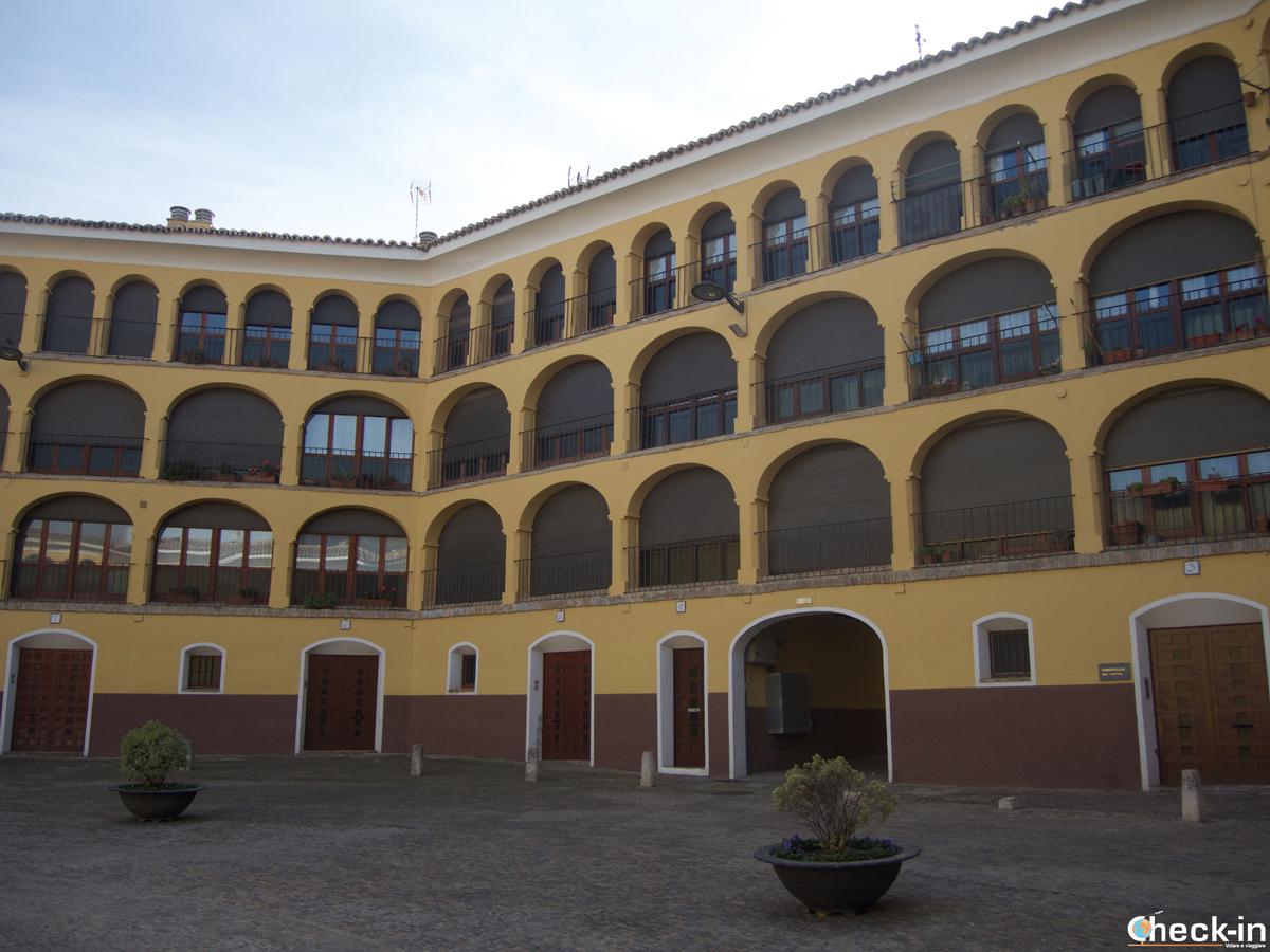 Sitios para visitar en Tarazona en un día: la Plaza de Toros vieja