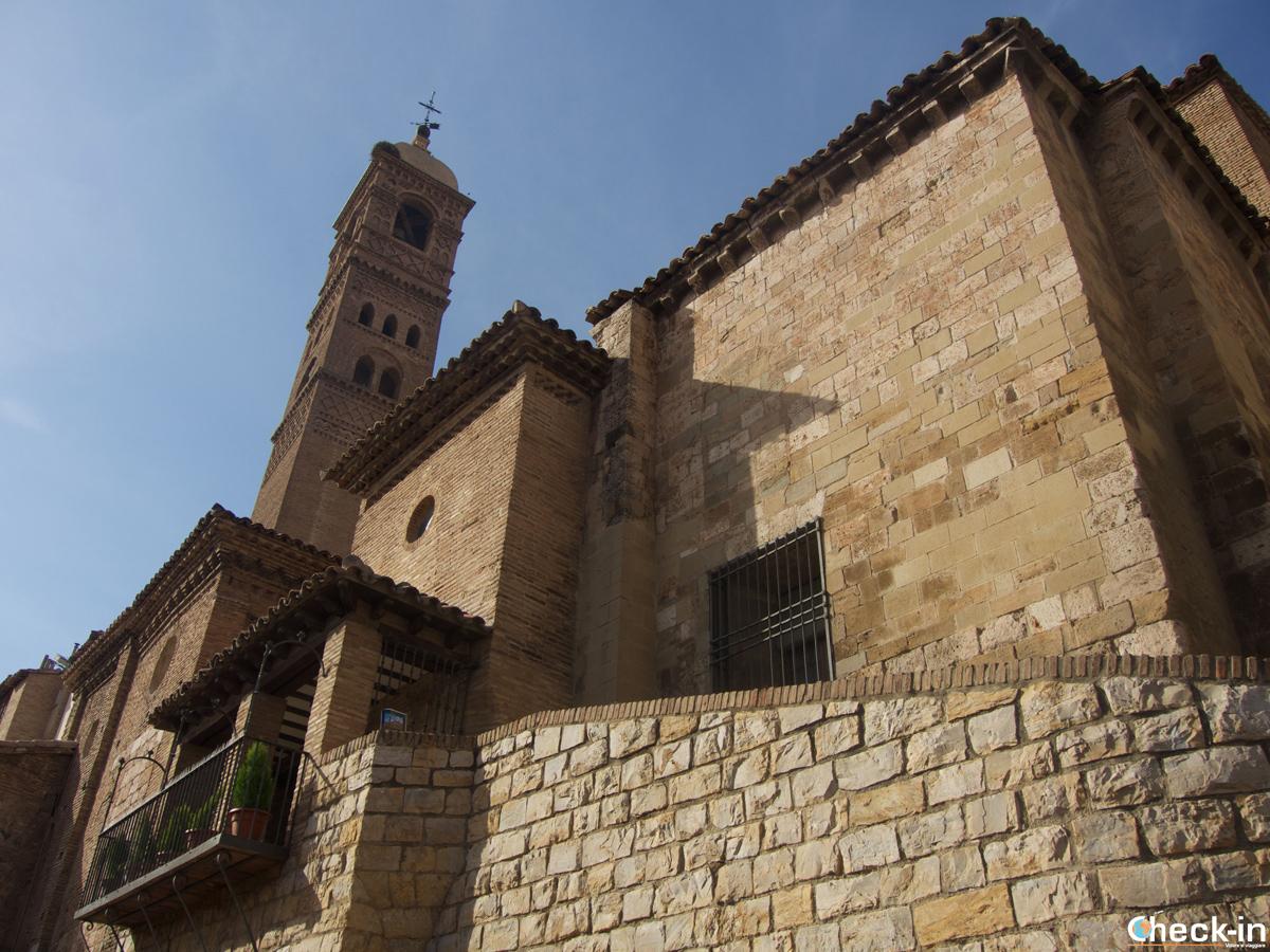 Que ver en Tarazona en un día: la Iglesia de Santa María Magdalena