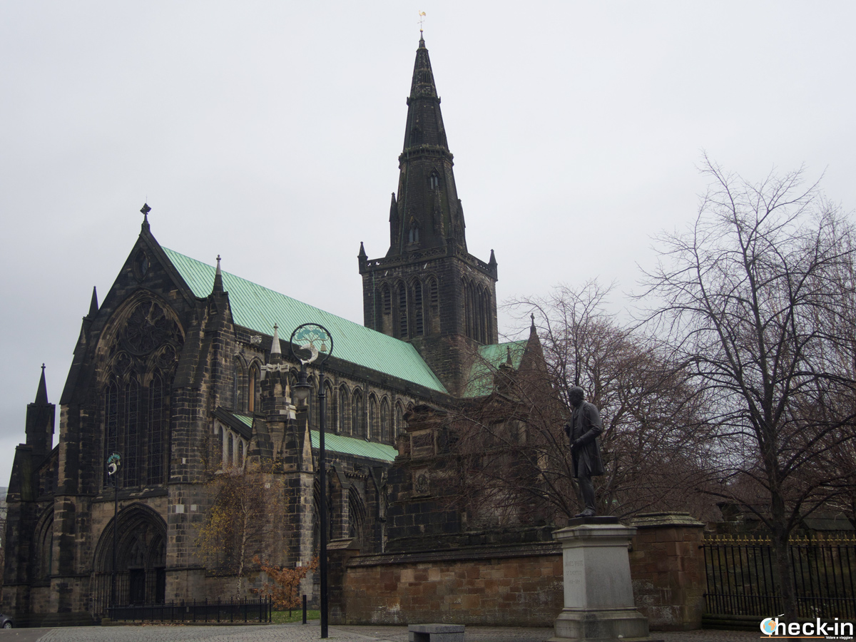 The Glasgow Cathedral