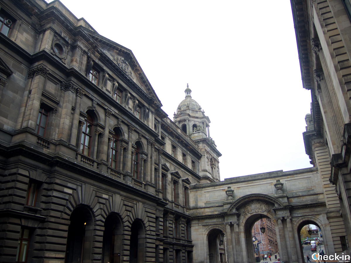 Le location di Outlander a Glasgow: John Street 45