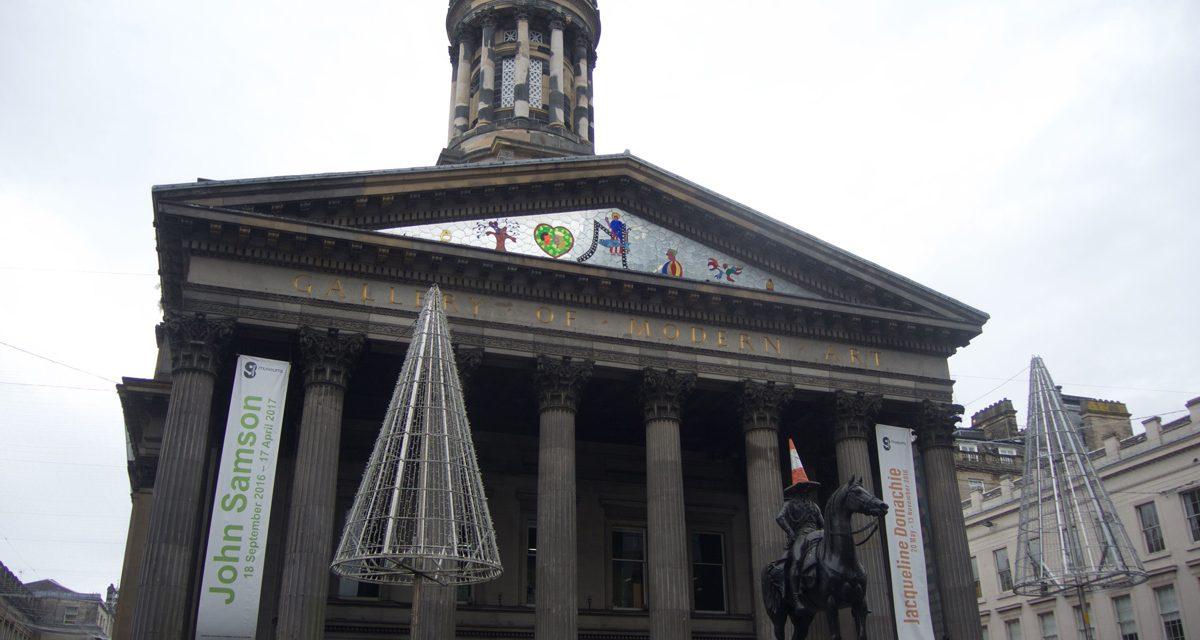 Glasgow, cosa vedere in un giorno nella città del design della Scozia. Il centro, George Square, la Cattedrale, i luoghi di Mackintosh e le location di Outlander