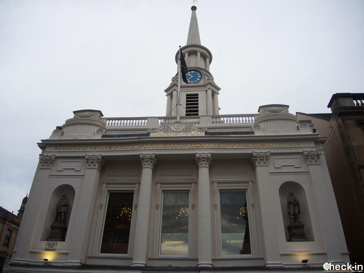 Cosa vedere a Glasgow in un giorno: la Hutchesons' Hall