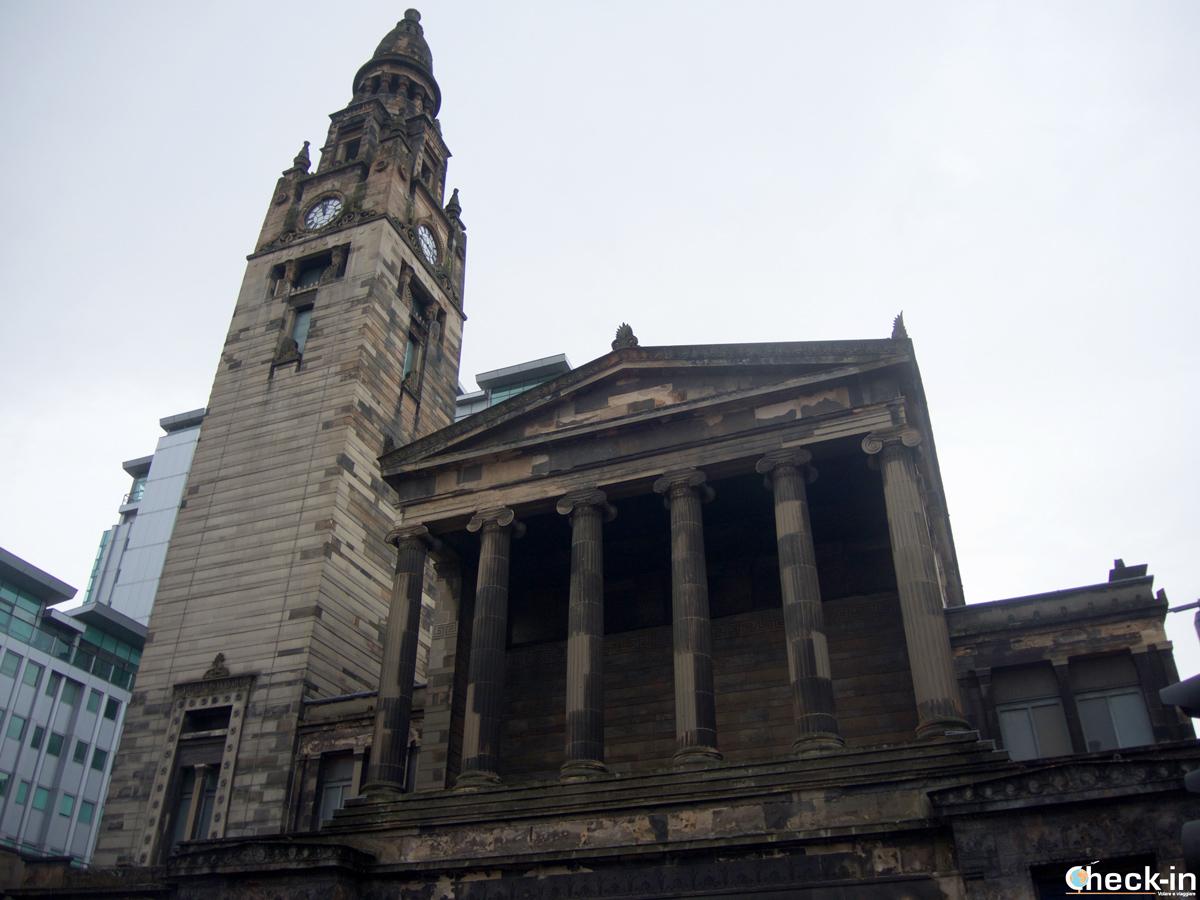 L'architettura di Glasgow, la St Vincent Street Church