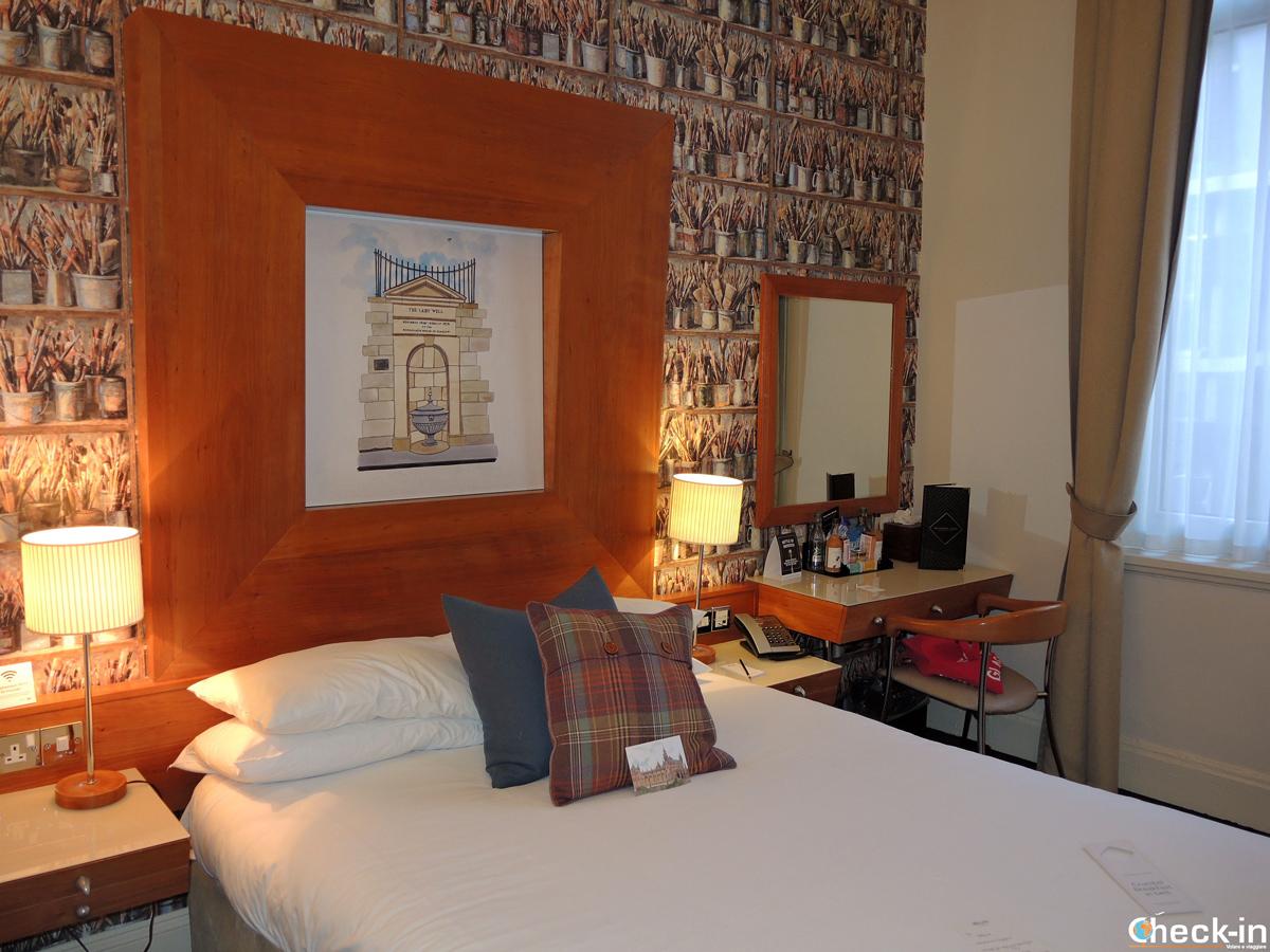 Camera doppio ad uso singola - ABode Glasgow Hotel, Scozia