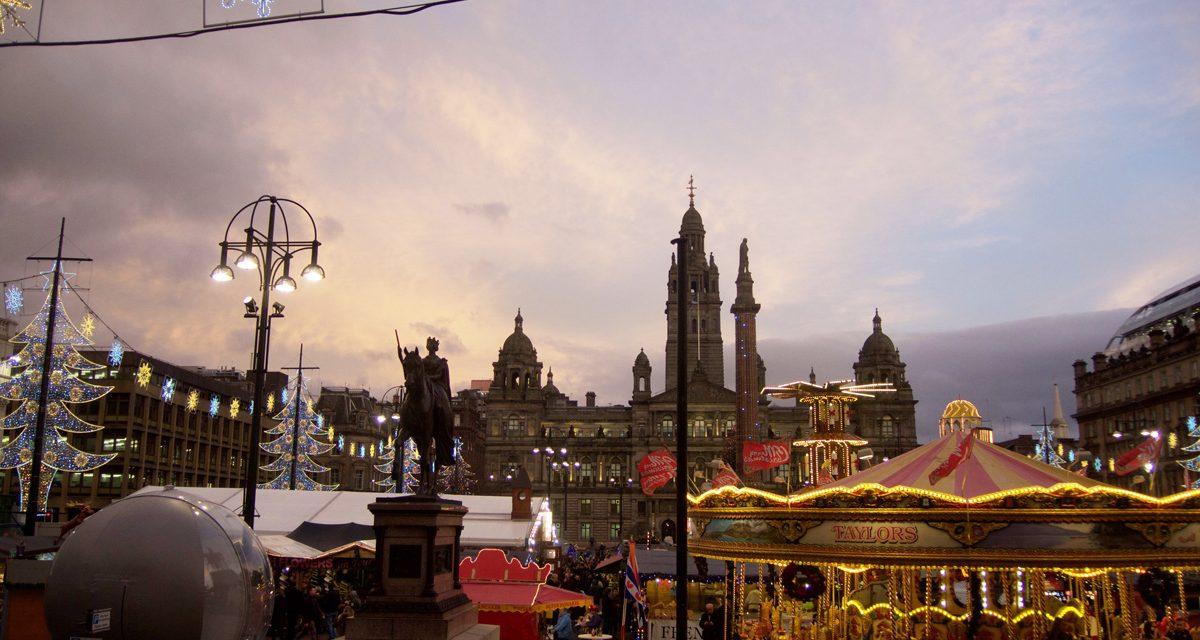 Natale in Scozia, guida ai mercatini di Natale di Glasgow ed Edimburgo