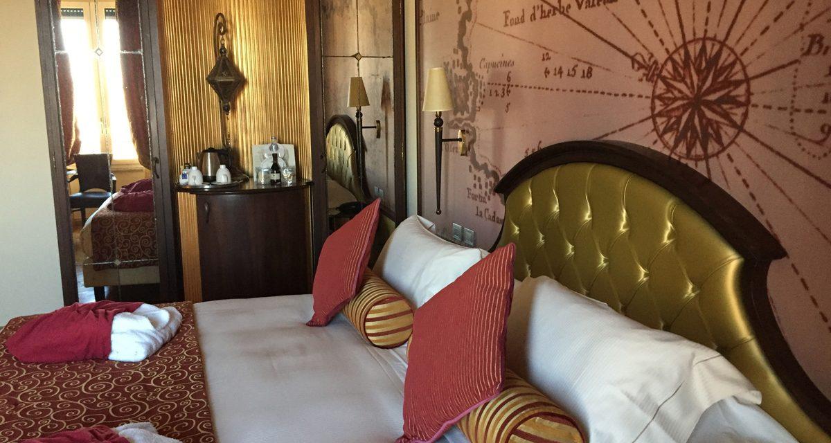 Al Grand Hotel Savoia di Genova con Daybreakhotels per scoprire cosa si può fare di giorno in un hotel di lusso