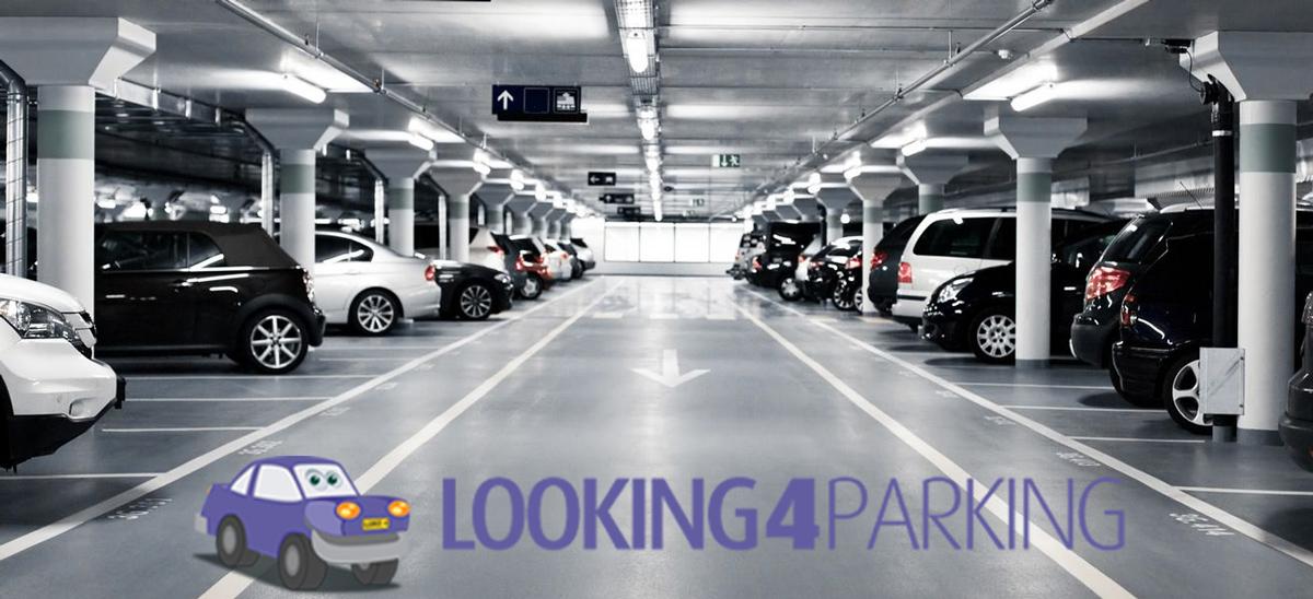 Prenota il tuo parcheggio all'aeroporto su Looking4parking
