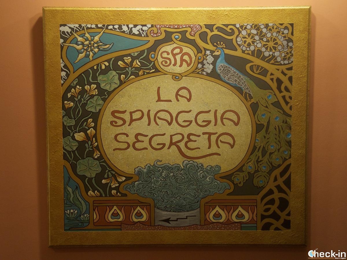 La Spa del Grand Hotel Savoia di Genova