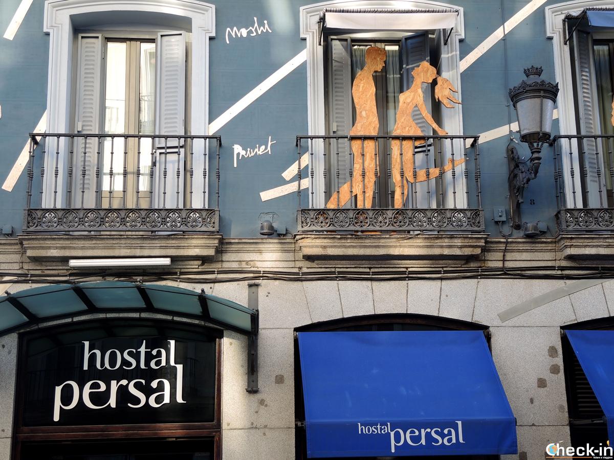 """Dove dormire a Madrid: """"Hostal Persal"""", nel quartiere """"las letras"""""""